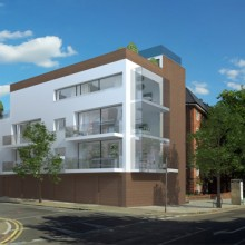 Residential New Build Apartment